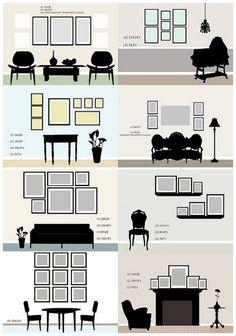 Fotowand gestalten - Tipps und kreative Ideen - Minimalisti.com