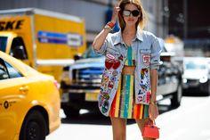 New York Fashion Week Street style - Bag at You