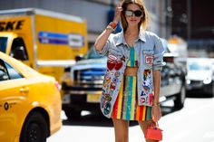 New York Fashion Week Street style - Bag at You