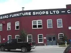 Napanee Gibbard Canada`s Oldest Furniture Factory