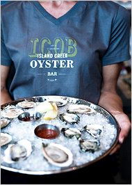 island creek oyster bar | 500 comm ave