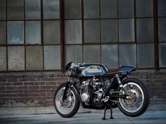 shot from #Raccia Motorcycles' #Caferacer