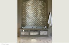 Arabesque in the Bath