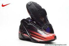 New Red Reef Court Purple-Black 587561-800 Superhro Womens Nike Zoom Hyperflight PRM