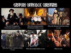 Very True Orthodox Meme