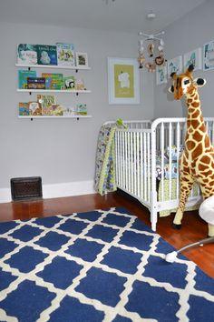 Project Nursery - Long shot of room