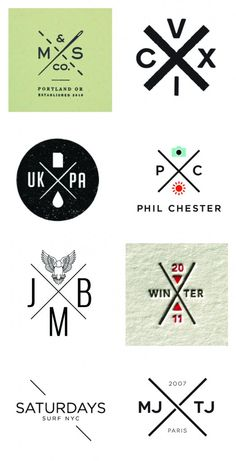 Your new brand's logo cannot be hip. A logo should never be trendy.