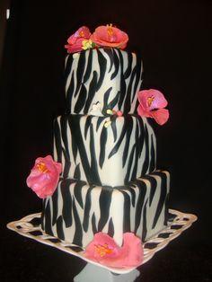Unique, one of a kind designer cakes