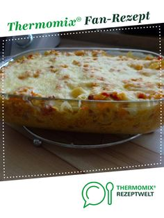 bunter Nudelauflauf ruck zuck colorful pasta bake quickly from Mia. A Thermomix ® recipe from the category other main dishes www.de, the Thermomix ® community. recipes for breakfast Healthy Chicken Recipes, Crockpot Recipes, Soup Recipes, Keto Recipes, Vegetarian Recipes, Pasta Casserole, Pasta Bake, Casserole Recipes, Keto Foods