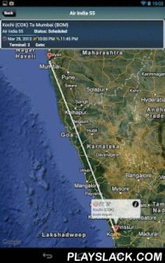 Cochin Airport +Flight Tracker  Android App - playslack.com , Flight tracker For Cochin and every airport (2500+) you get: +Live Arrival and Departure boards +Radar+Terminal maps +Food and restaurants +Parking +Ground transportation Cochin Airport (COK) is the largest airport in Kerala. The domestic terminal is separate from the international terminal. Cochin Airport is a hub for Air India Express. The airport is about 30 kilometers from Ernakulam.