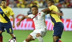 ELIMINATORIAS SUDAMERICANAS RUSIA 2018: PERÚ DERROTA A ECUADOR 2 A 1 EN LIMA