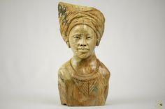 Butter Jade Bust Sculpture - TM Gidi (Zimbabwe) Jade Stone, Wooden Art, Zimbabwe, Arts And Crafts, Africa, Butter, Sculpture, Statue, Ebay