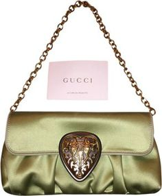 Gucci Green (mint) Clutch