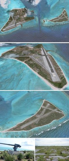 5 Abandoned American Military Airfields of the North Pacific                                                                                                                                                     More