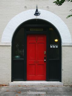 Colorful Front Doors