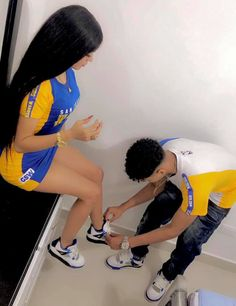 Freaky Relationship Goals Videos, Couple Goals Relationships, Relationship Goals Pictures, Cute Black Couples, Black Couples Goals, Cute Couples Goals, Dope Couples, Couples In Love, Matching Couple Outfits