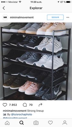 Different Types Of Sneakers Whats Your Preferred And Most Worn Shoe That Is In Home I Wager It Those You Use Everywhere