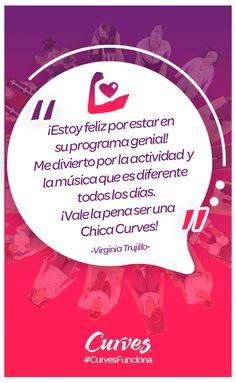 #Curves #ElMejorGym   ¡Por supuesto que vale la pena! #ejercicio #resultadoscomprobados