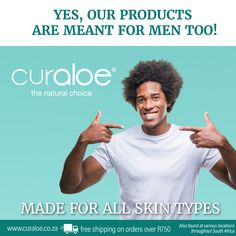 A new study says 78% of men use the skin care products of their girlfriends'. Good thing Curaloe products are made for all skin types and that includes for men. No need to borrow products, just buy your own at www.curaloe.co.za where our aloe vera is 100% organically cultivated and we offer a wide variety of skin care products to suit all needs. Also, found at Wellness Warehouse, Zando, Fresh Earth, Takealot and other fine retailers around South Africa. #skincare #aloevera… The Borrowers, Aloe Vera, Warehouse, South Africa, Girlfriends, Meant To Be, Skincare, Study, Wellness