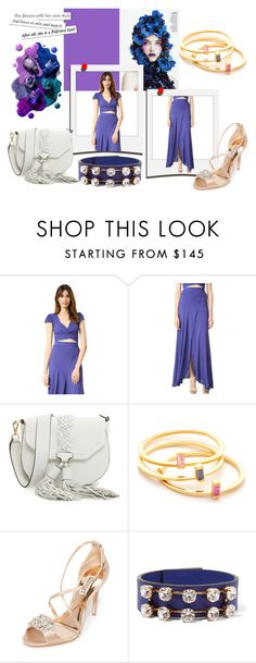 """Rock the Party Look!!"" by stylediva20 on Polyvore featuring Polaroid, Flynn Skye, Rebecca Minkoff, Jennifer Zeuner, Badgley Mischka and Marni"