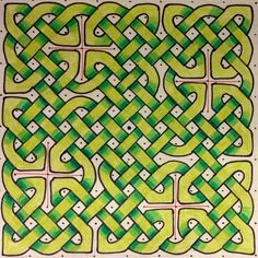 #celtic #symmetry #geometry #pattern #celticart #symmetry
