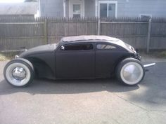 Rat rod bug
