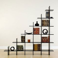 Amazing bookshelf.. ....... More Amazing #Bookshelf and #Woodworking Projects, Tips & Techniques at ►►► http://www.woodworkerz.com