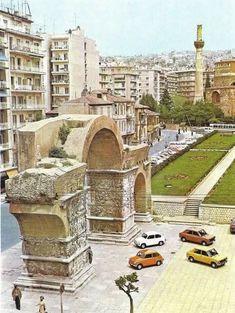 Arch of Galerius (Kamala), Thessaloniki Greece Vacation, Greece Travel, Greece History, Greek Beauty, Greece Holiday, Thessaloniki, Athens Greece, Travel And Leisure, Macedonia