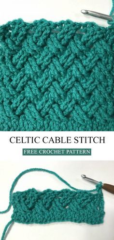 Celtic Stitch Free Crochet Pattern The Post Celtic Stitch Free Crochet Pattern . Celtic Stitch Free Crochet Pattern The post Celtic Stitch Free Crochet Pattern first appeared on DI Crochet Stitches Patterns, Stitch Patterns, Knitting Patterns, Free Crochet Blanket Patterns, Different Crochet Stitches, Crochet Stitches Free, Knitting Stitches, Crochet Designs, Embroidery Stitches