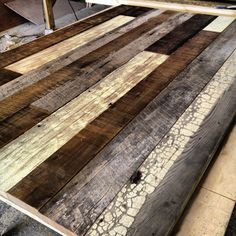 Reclaimed Old Cypress Headboard