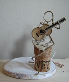 Fée de papier - Sur un air de guitare - Technique by epistyle.blogspot.fr