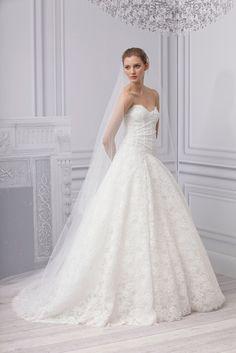 monique lhuillier bridal dresses 2014 1