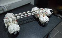 Part built progress update as part of my Lego Eagle Transporter MOC Project. This model is REAL, I have actually built it and at 1 Meter (3 feet) long, it is a monster!