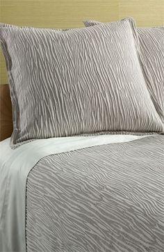 Nordstrom Woodgrain Euro Pillow Sham