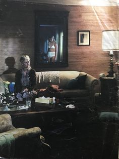 'Dream House' series by Gregory Crewdson