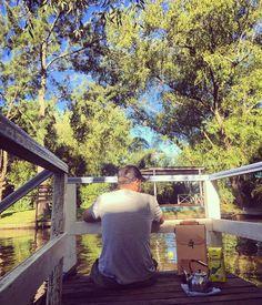 #Annoni #annoniBags #BuenosAires #Delta #Tigre #Argentina #Matera #Playadito #Lifestyle #Fishing #Domingo  que todos los domingos terminen así...