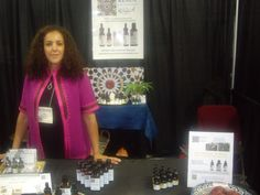 KENZA International Beauty at the Green Festival NYC - Javits Center April 20th & 21st, 2013