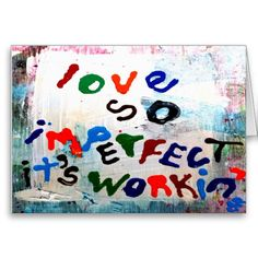 so imperfect card