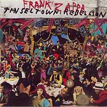 Frank Zappa Tinseltown Rebellion.Double Live Album