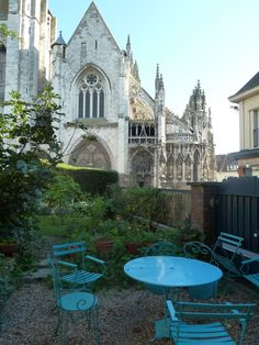Cooking school at On Rue Tatin in Louviers, France