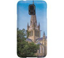 Sacred Heart Cathedral in Springtime - Bendigo, Victoria Samsung Galaxy Case/Skin