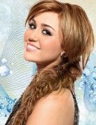 Messy Braid Hairstyles for Long Hair, Miley Cyrus Hair