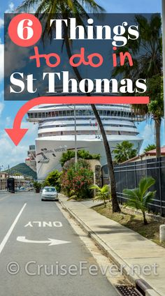 Going to St Thomas on a cruise? There is something for all ages in St. Thomas, and here are the best 6 options for you to choose from when you stop at this popular port on a #cruise. Don't miss out on these fun and beautiful adventures. #cruisefever #stthomas #cruiseport #cruises