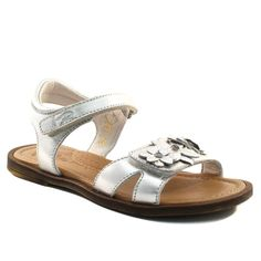 782A ROMAGNOLI 6681 ARGENT www.ouistiti.shoes le spécialiste internet  #chaussures #bébé, #enfant, #fille, #garcon, #junior et #femme collection printemps été 2016