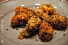 Huîtres frites / ♥♥♥♥♥ / Niveau de difficulté : 4/5 / Une recette à lire ici : http://lecoeurauventre.com/huitres-frites/