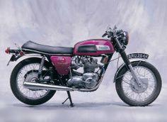 TRIUMPH TRIDENT T 150 1970