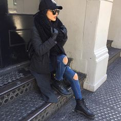 Must have winter outfit Casual Outfits, Cute Outfits, Fashion Outfits, Winter Date Outfits, Mode Ootd, Weekend Outfit, College Outfits, Looks Style, Winter Looks