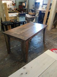 Oak Creek, Perfectly Imperfect, Dining Table, Woodworking, Furniture, Home Decor, Decoration Home, Room Decor, Dinner Table