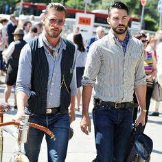 Me and my buddy @maxpoglia #pittiuomo regram @streetper