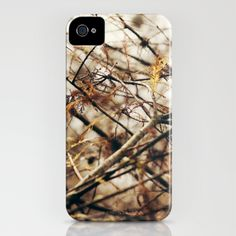 Tangled iPhone Case by Laura George - $35.00
